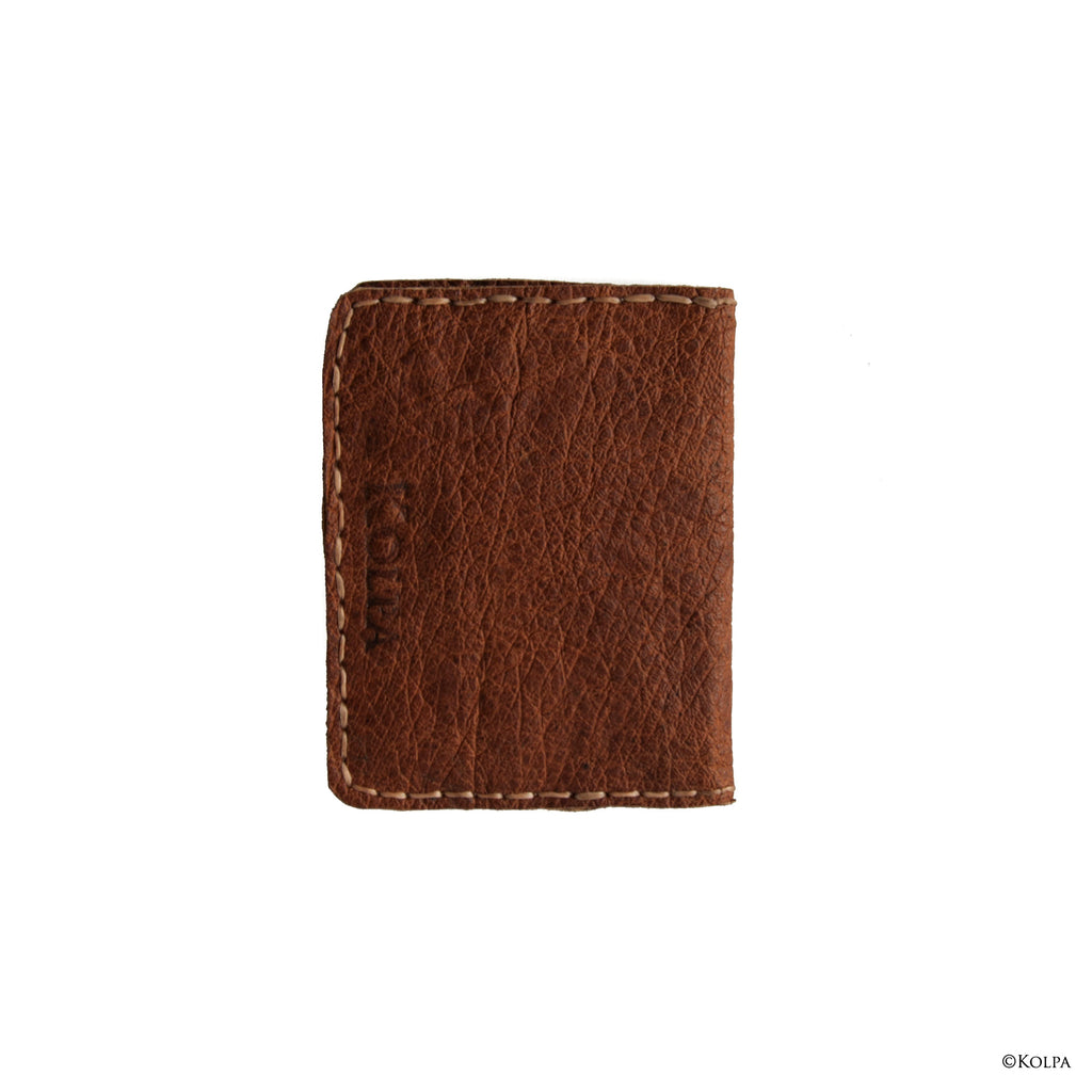 Leather Card Holder - kolpaworld.com