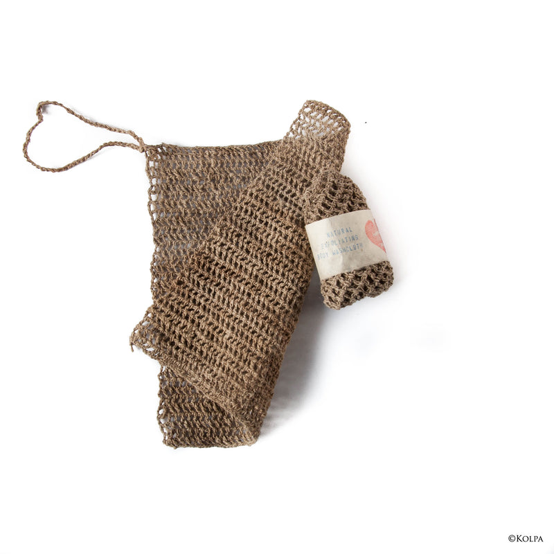"Nettle ""Allo"" Wash Cloth - kolpaworld.com"