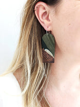 Load image into Gallery viewer, Helena Maxi Clay Earrings