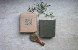 Nettle, Rosemary & Lavender Natural Soap Bar