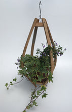 Load image into Gallery viewer, Oak Hanging Planter