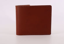 Load image into Gallery viewer, Bi-fold Leather Wallet (Made to Order)