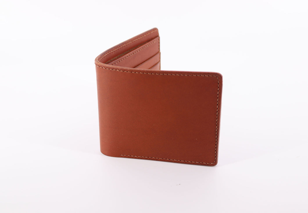 Bi-fold Leather Wallet (Made to Order)