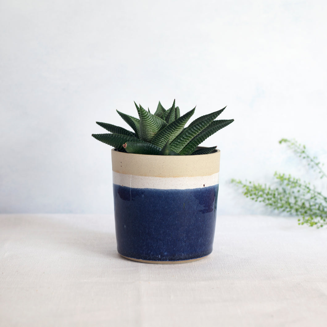 Midnight Small Planter