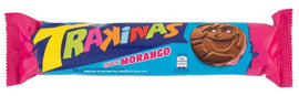 Trakinas Sabor Morango (Trackinas Strawberry Cookies)