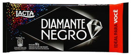 Diamante Negro Grande Lacta (Lacta Chocolate Diamante Negro Large)