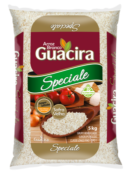 Arroz Guacira (Guacira White Rice)