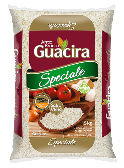 Guacira White Rice  ( Arroz Guacira )