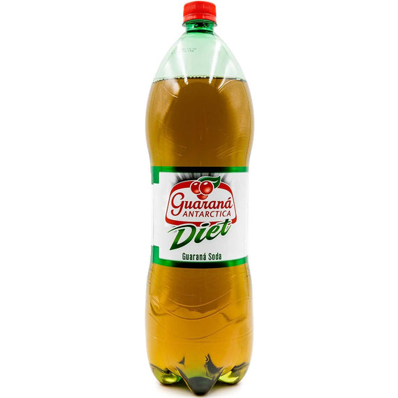 Guaraná Antartica Diet 2L