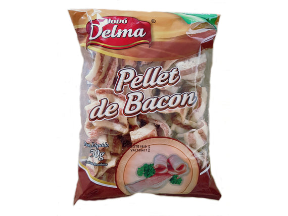 Salgadinho de Bacon Delma (Delma - Bacon Snack)