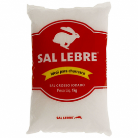 Sal Grosso Lebre (Lebre Sea Salt)