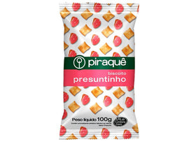 Piraque Ham Cookie (Biscoito Presuntinho Piraque)