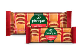 Piraque Guava Cookie (Biscoito Goiabinha Piraque)
