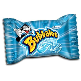 Bubbaloo de Hortelã (Bubbaloo Mint Gum)