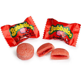 Bubbaloo de Morango (Bubbaloo Strawberry Gum)