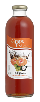 Chá Preto com Tangerina e Uva Moscato ( Salton Grape Tea and Tangerine) 750 ml