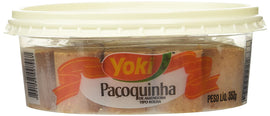 Pacoca de Rolha Yoki (Yoki Ground Peanut Candy Bar)