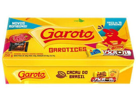 Caixa de Bombons Sortidos Garoto ( Garoto Assorted Yellow Box)
