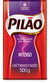 Café Pilão Intenso (Pilao Coffee Intense)