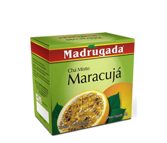 Chá de Maracujá Madrugada (Madrugada Passion fruit Tea)