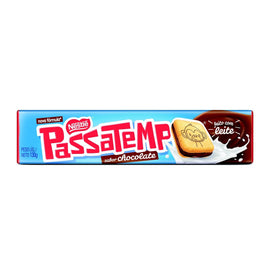 Nestle Passatempo Chocolate Recheado Chocolate ( Nestle Passatempo Chocolate Stuffed Chocolate