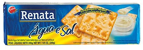 Biscoito Água e Sal Renata (Renata Water and Salt Cookie)