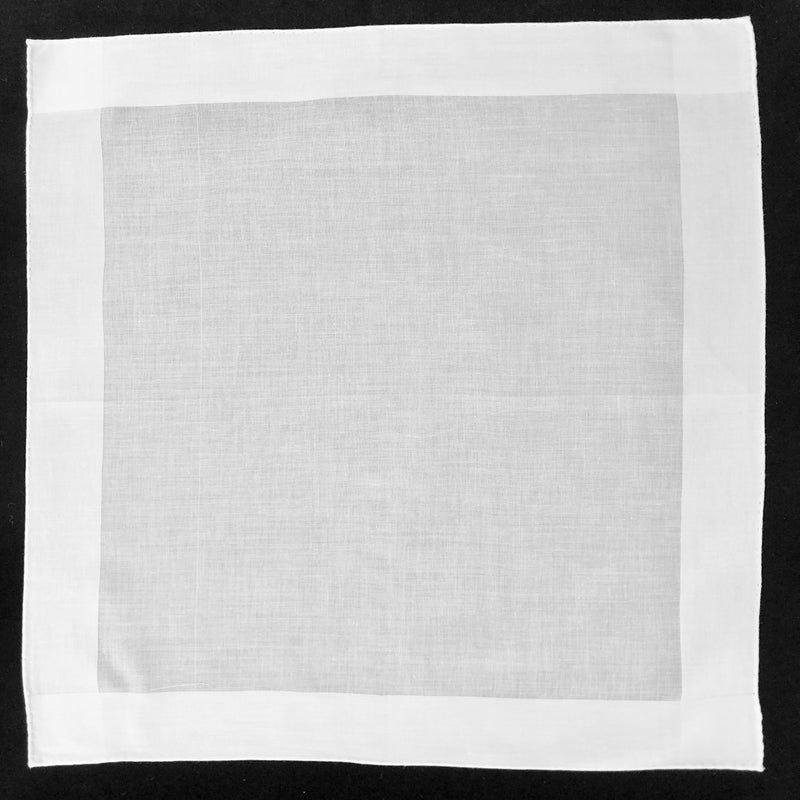 """Pietro"" cotton men's handkerchief"