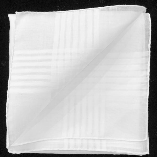 """Marcello"" cotton men's handkerchief"
