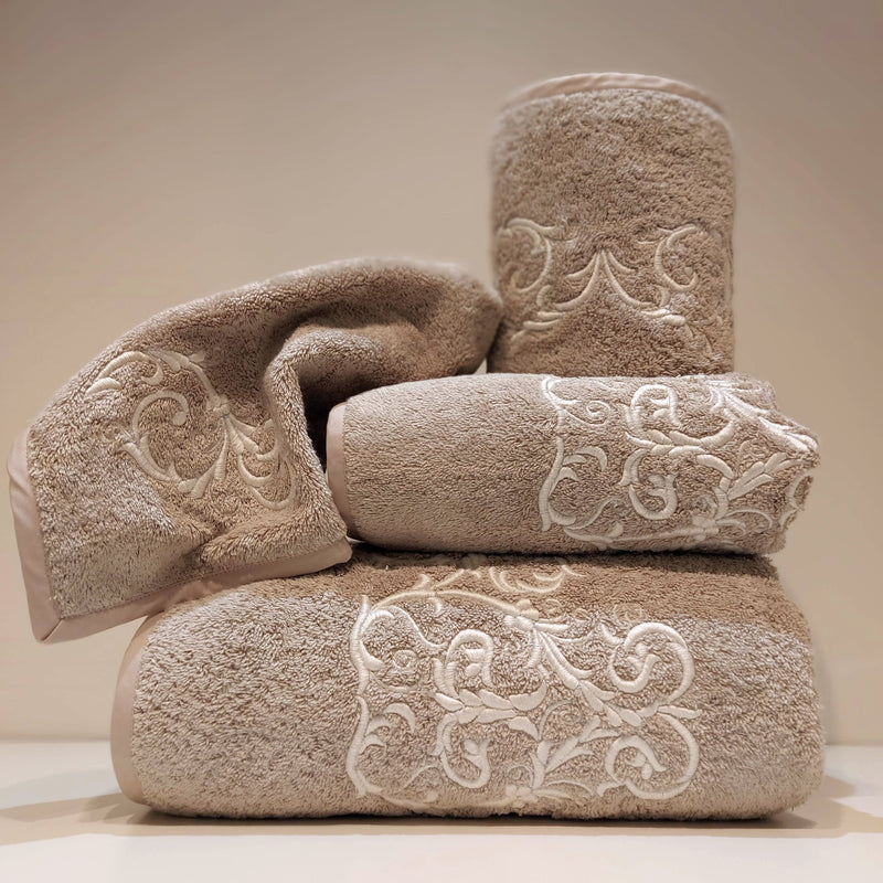 """CARAVAGGIO"" TOWEL COLLECTION"