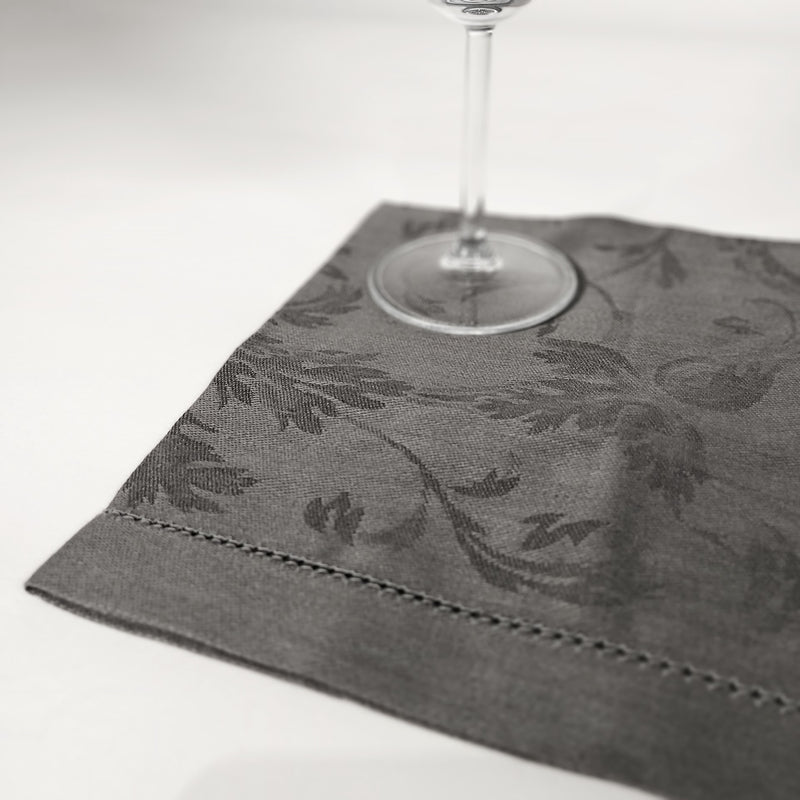 "NAPKIN ""FLOREALE"" Jacquard collection"
