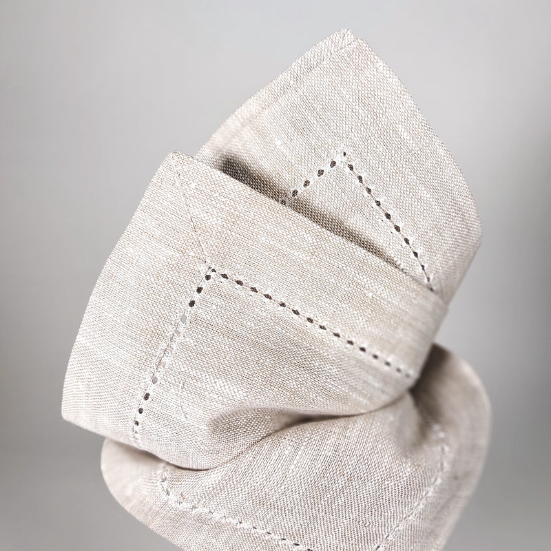 "NAPKIN ""RUSTICO"" Jacquard collection"