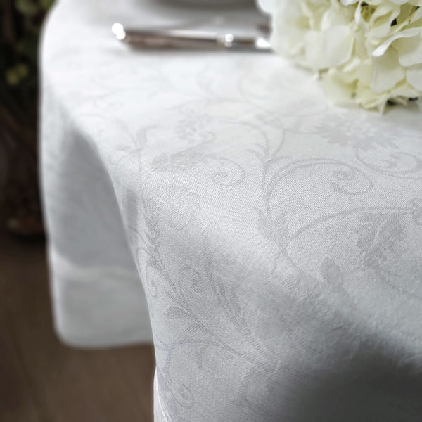 WHITE JACQUARD COLLECTION