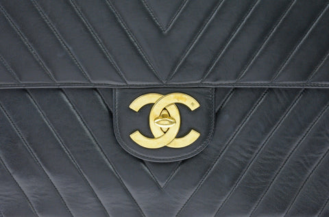 Chanel CC Turnlock Closure - Designer Vault