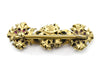 Chanel Gripoix Poured Glass Brooch - Designer Vault - 2