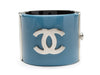 Chanel Colorblocked Cuff - Designer Vault