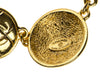 Chanel Quilted Button Necklace - Designer Vault - 5