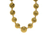 Chanel Quilted Button Necklace - Designer Vault - 1