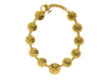 Chanel Quilted Button Necklace - Designer Vault - 2