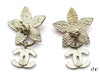 Rare Chanel Floral Earrings - Designer Vault - 2