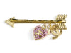 Chanel Cupid Arrow Bobby Pin - Designer Vault