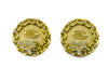 Chanel 95P Gold Earrings - Designer Vault