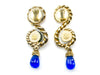 Chanel Rare Gripoix Earrings - Designer Vault - 2