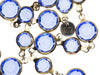 Chanel Vintage Blue Sautoir Necklace - Designer Vault - 4