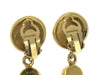 Chanel Vintage Thermometer Earrings - Designer Vault - 3