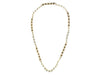 Chanel Vintage Pearl & Gold Necklace - Designer Vault - 2