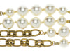Chanel Vintage Pearl & Gold Necklace - Designer Vault - 3