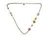 Chanel Brushed Strand Necklace - Designer Vault - 2