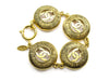 Chanel Button Bracelet - Designer Vault