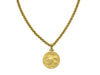 Chanel Vintage Gold Marble Necklace - Designer Vault - 3