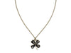 Chanel Four Leaf Clover Necklace - Designer Vault